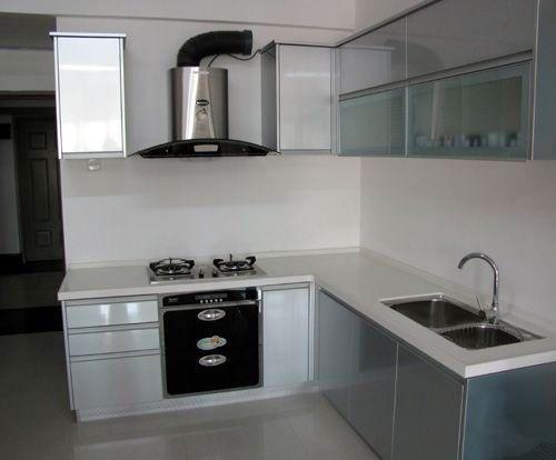 最省钱的小户型厨房装修方法