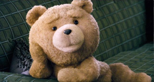 会说话的泰迪熊图片表情包分享展示图片