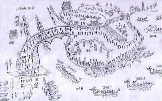 去年,长虹桥伴随京杭大运河项目成功入选世界文化遗产.