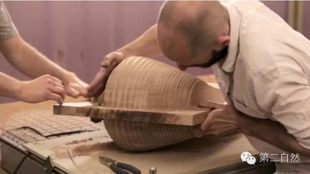 高科技下的传统木工艺