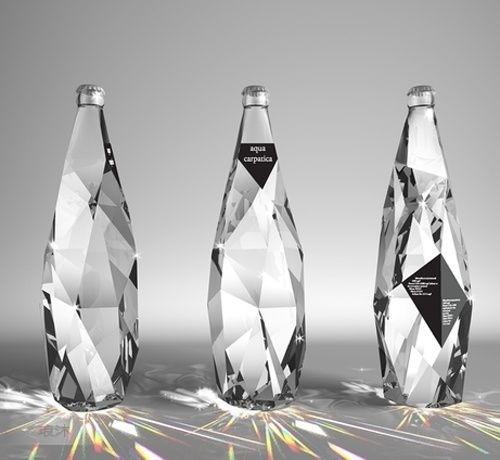 『包装设计』矿泉水瓶包装设计系列二十八
