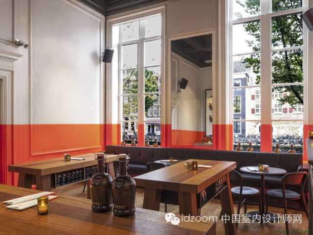 设计风尚|阿姆斯特丹:HOPPA,结合古旧开始的室内设计先从什么品味图片
