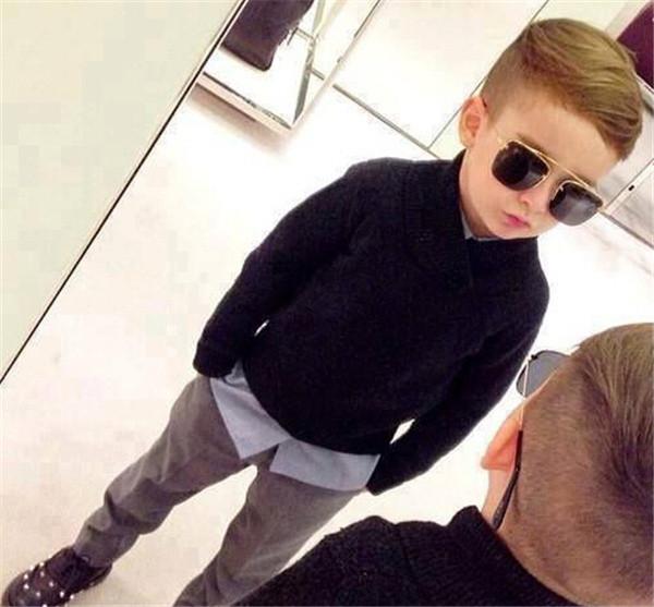 男宝宝发型_男宝宝发型设计可爱男宝宝发型