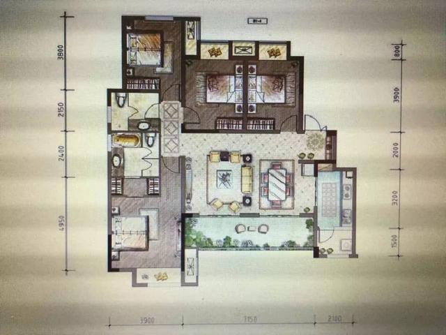 宅基地户型设计图