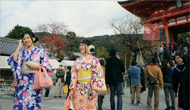 东渡扶桑:找个日本女人做情人24图