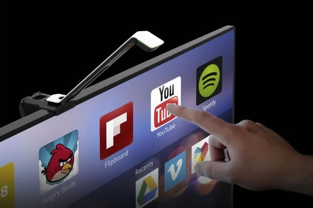 把安卓智能电视变成触摸屏平板电脑