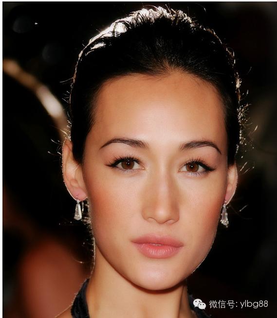 娱乐圈最漂亮的十大混血女星