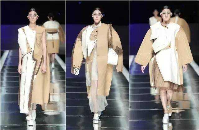 服装设计比赛作品_中国国际服装设计大赛参赛作品吕妍楠图