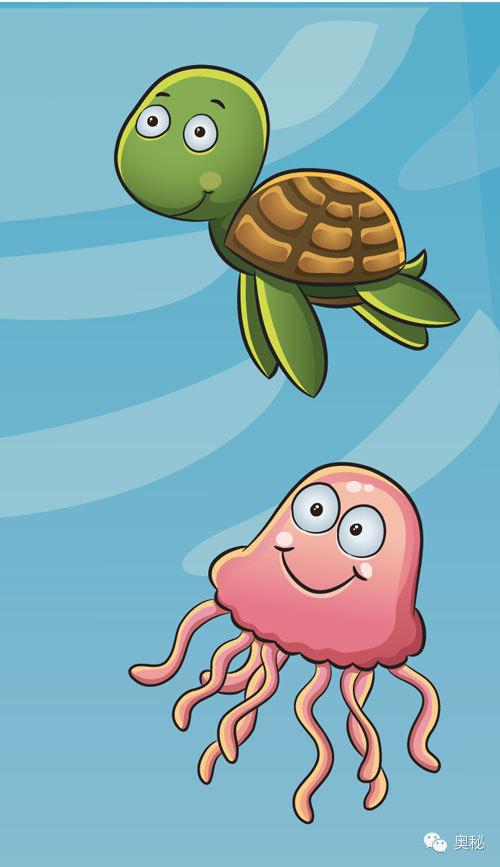 千奇百怪的海洋动物牙齿