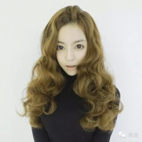 【美发】用直板夹出一头大波浪!