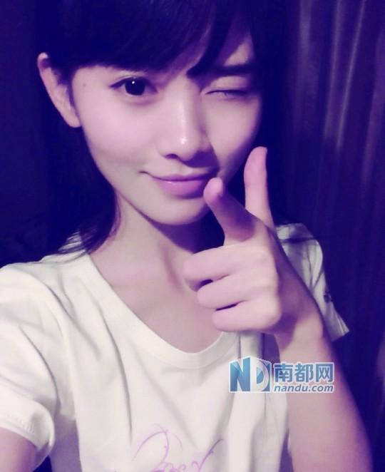 日本人选出来的中国第一美女是她!