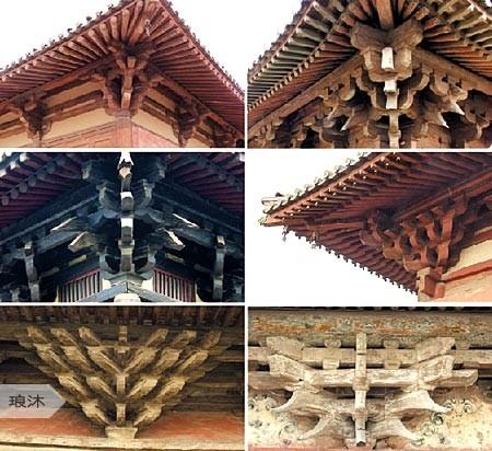 『 中国古建筑 -- 斗拱 』