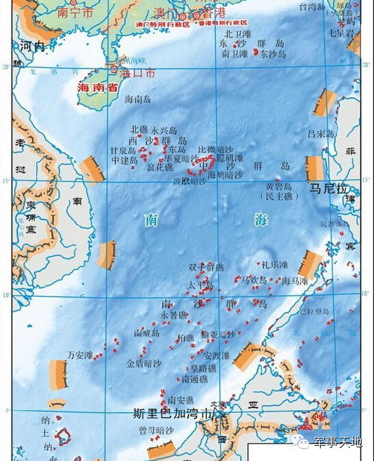 中国南海填岛坑惨了一国:菲越躲着日本走
