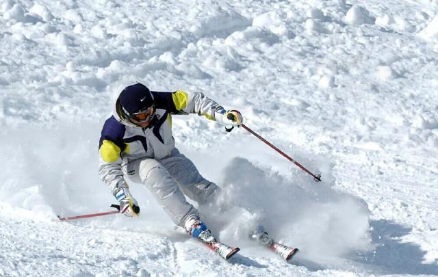 8,威海恒山滑雪场