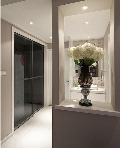 室两厅简约风格装修设计欣赏 上海炎星装饰