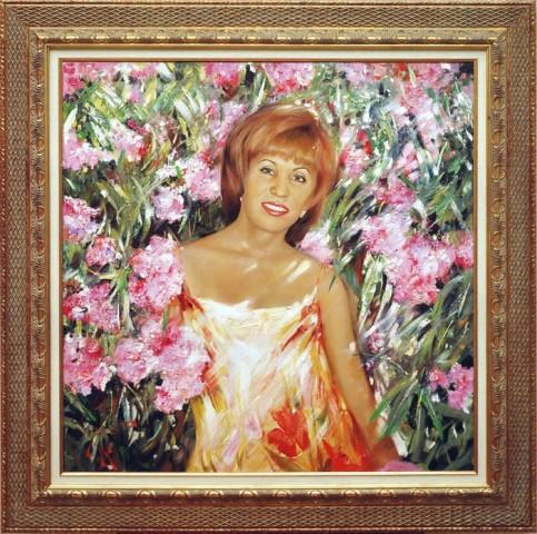 油画版:女神和女汉子-798手绘网-生活资讯