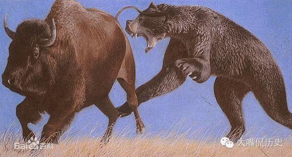 幸好这18种动物已经灭绝 要不然人类就倒霉了
