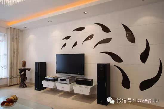 2015装修电视背景墙效果展示 最全的客厅装修设计