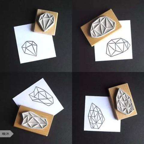 土豆雕刻图案简单