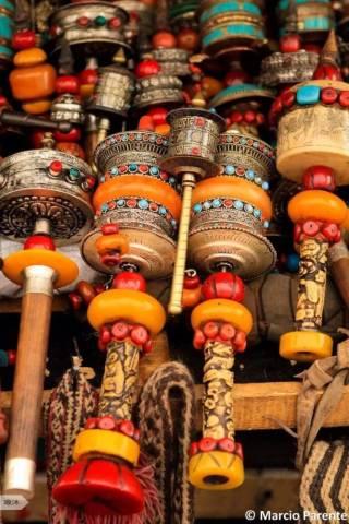 藏传佛教 · 转经筒