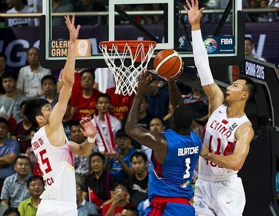 2015男篮亚锦赛决赛中国vs菲律宾全场视频录