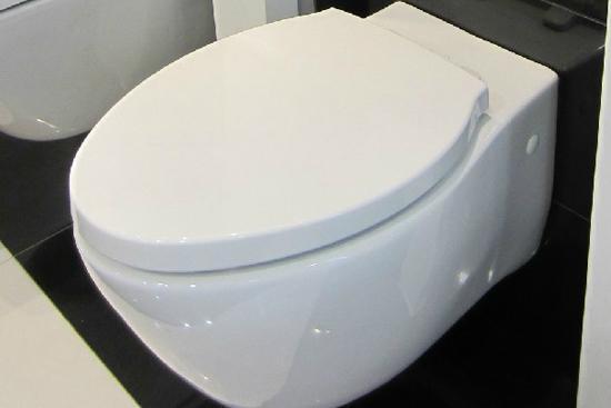 达人精选壁挂马桶 厕所duang得干干净净哒