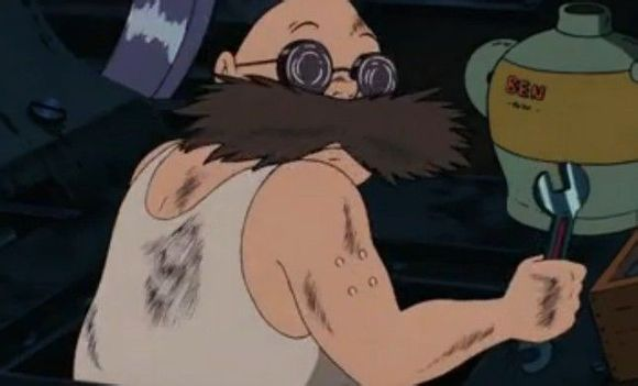 """【盘点】宫崎骏作品里的""""小人物"""""""