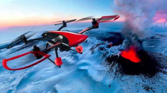 组装乐趣再进化, 空中法拉利 无人机任你翱翔天际 高清图片