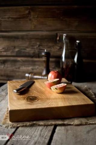 原木生活 -- 砧板上的美食