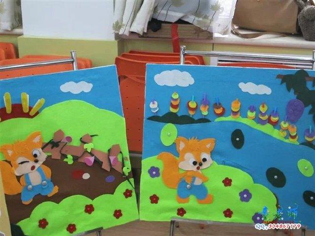 幼儿园教师区角设计图片展示