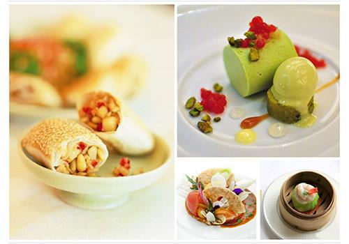 米其林的星级只反映菜肴的素质,并不包括餐厅装潢设计,服务质量图片