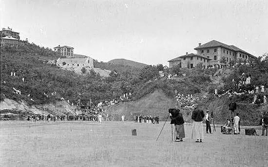 一百年前的杭州老照片图片