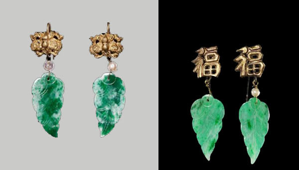 清宮皇妃格格們的珠寶非常潮,難得一見圖集曝光