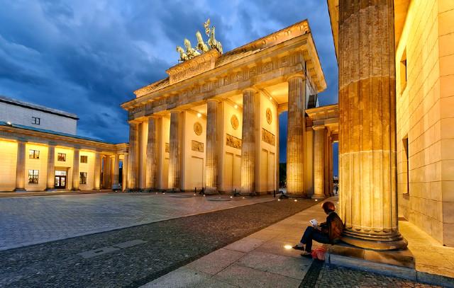 柏林建筑:从新古典主义到斯大林大街