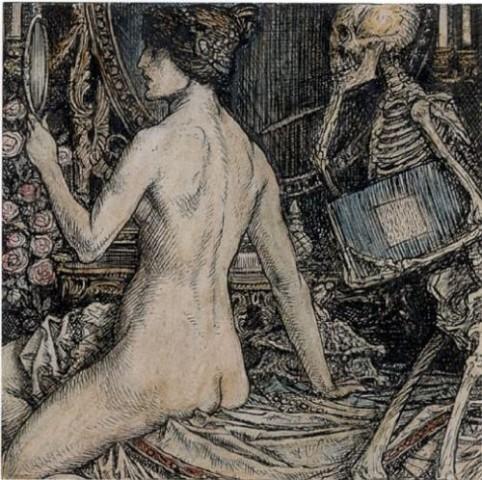 死神与少女