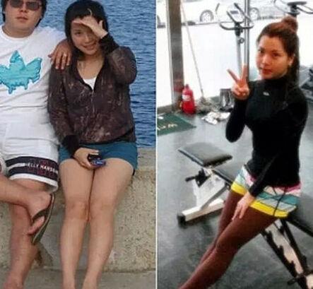 韩国励志减肥情侣的瘦身秘籍