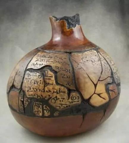 陶瓷雕刻图案简单图片