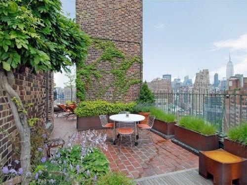 100个浪漫楼顶设计,让你家的天台滋生浪漫爱情