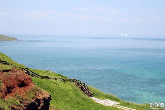 中国十大最美海岛