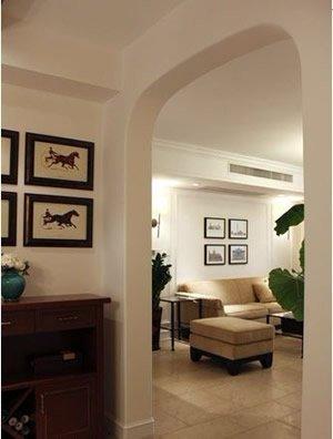 家庭拱门设计效果图