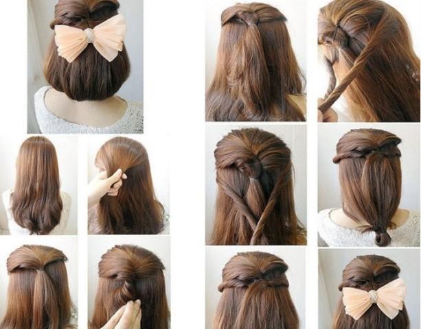 二十种扎头发方法~最值得收藏的发型大全!图片