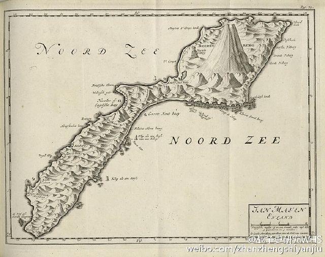 扬马延岛地图