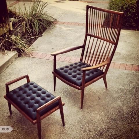 大师教你如何做椅子