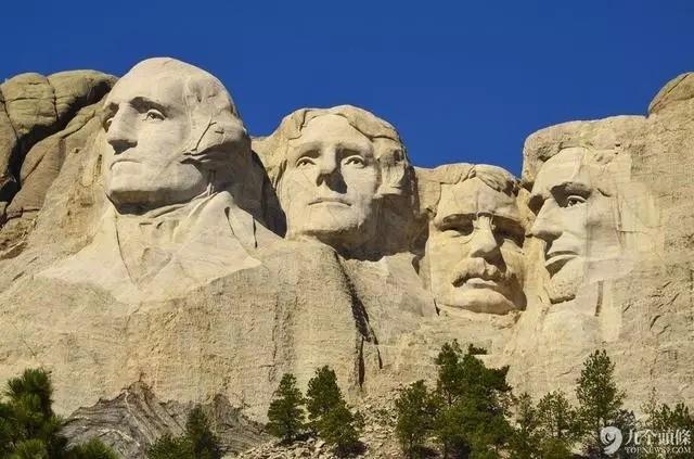6.拉什莫尔总统山