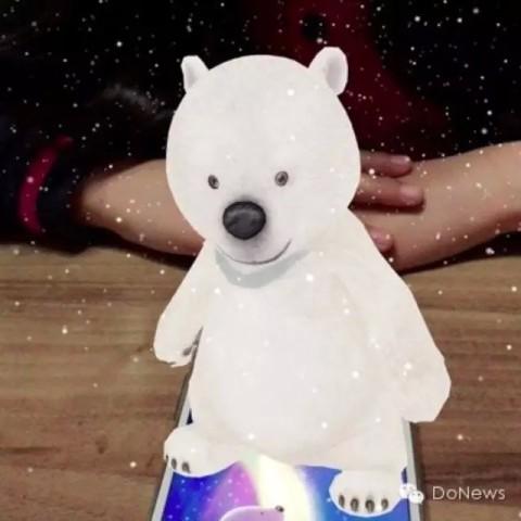 可爱的微信动物头像 小熊